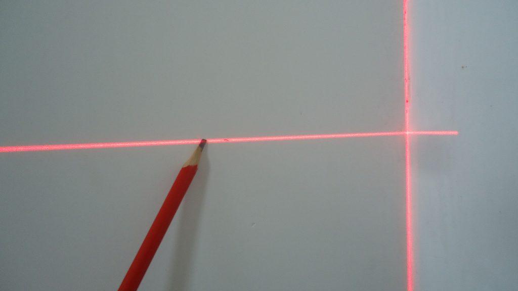 разметка по лазеру
