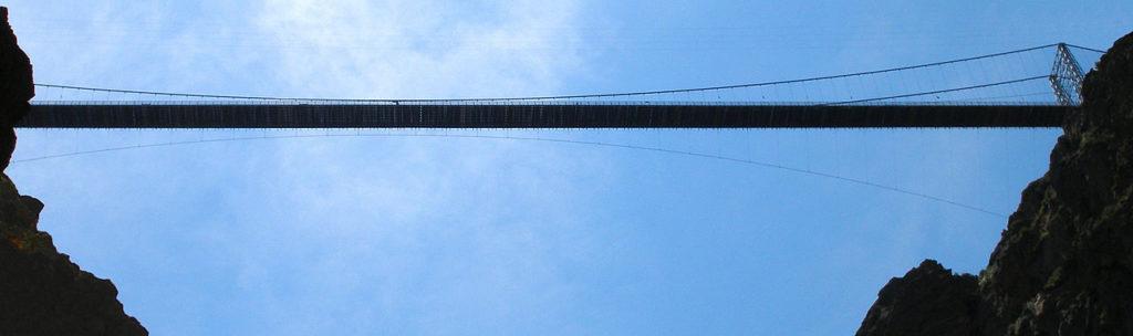 мост вид снизу
