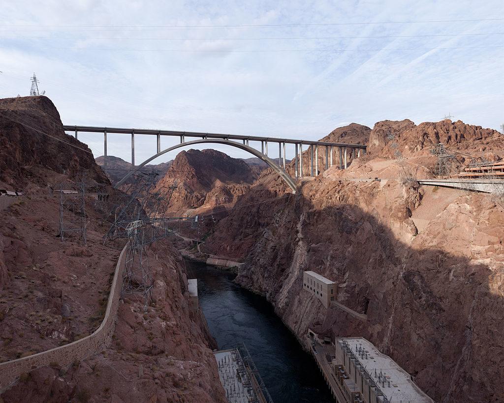 монолитный арочный мост
