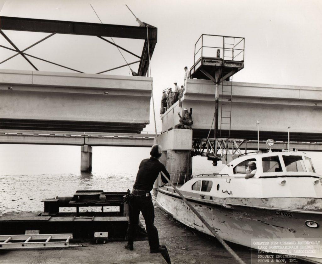 мост в Луизиана