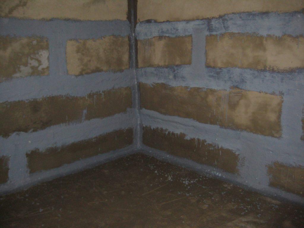 гидроизоляция цементным составом