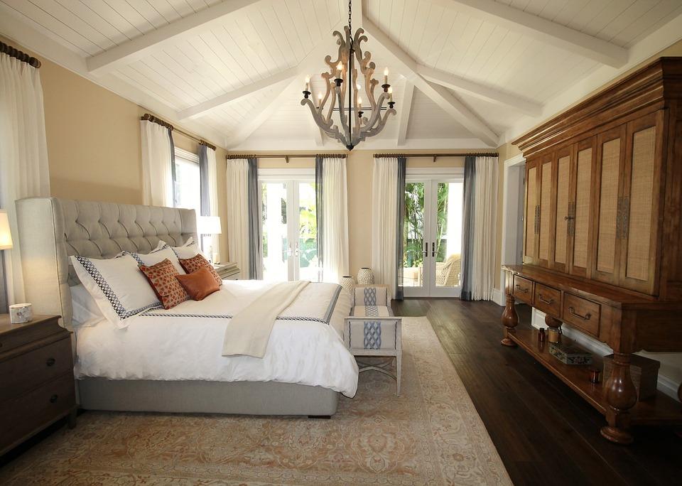 спальня и крыша
