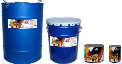 Характеристики масляной краски МА-15