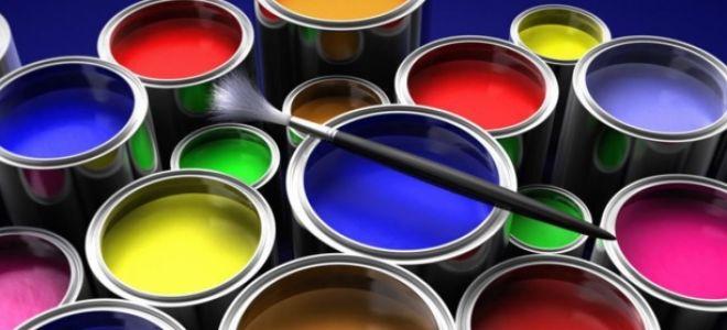 эмали от краски