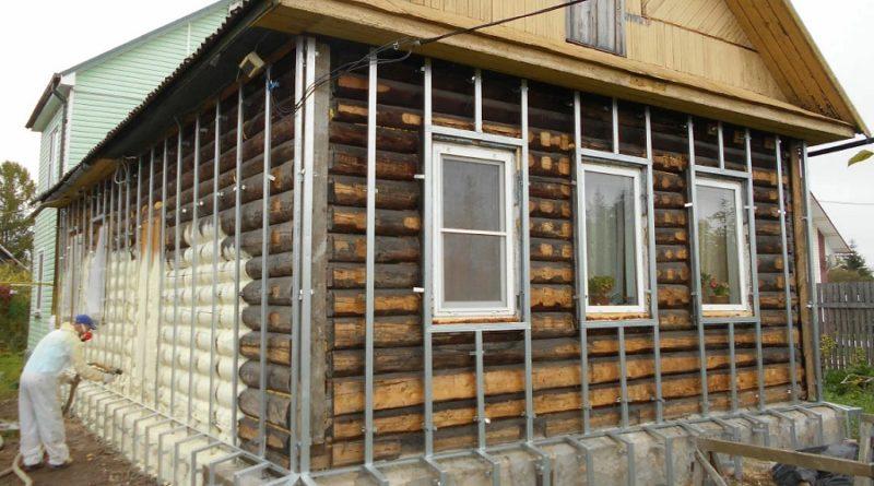 Красивые и практичные материалы для обшивки деревянного дома снаружи